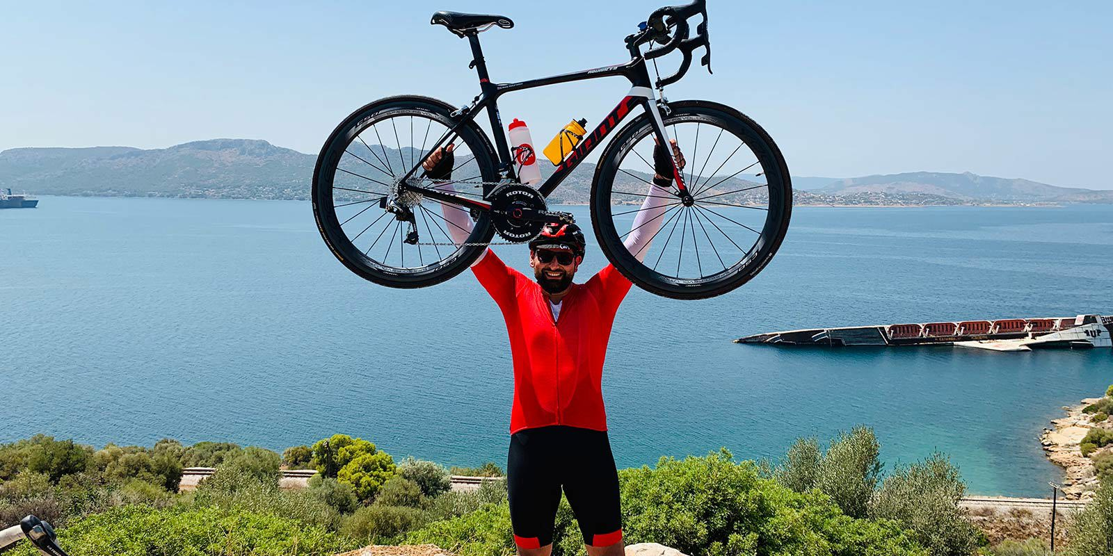 Cycling from London to Stockholm for the Turks of Europe!