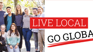 Live Local, Go Global!